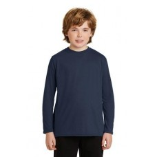 Gildan® Youth Gildan Performance™ Long Sleeve T-Shirt. 42400B