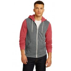 Alternative® Colorblock Rocky Eco-Fleece Zip Hoodie. AA32023
