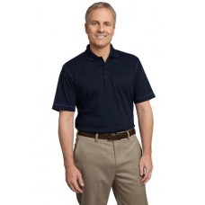 CLOSEOUT Port Authority® Contrast Stitch Silk Touch™ Interlock Polo. K521