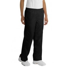 DISCONTINUED Sport-Tek® Ladies 5-in-1 Performance Straight Leg Warm-Up Pant.  LP712